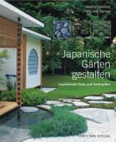 Japanische Gärten gestalten von Charles Chesshire